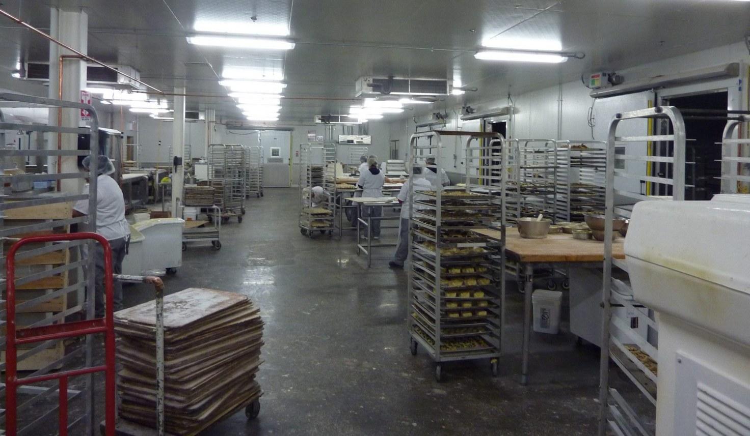 Melita Pastry Stage